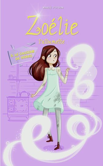 Zoélie l'allumette tome 5