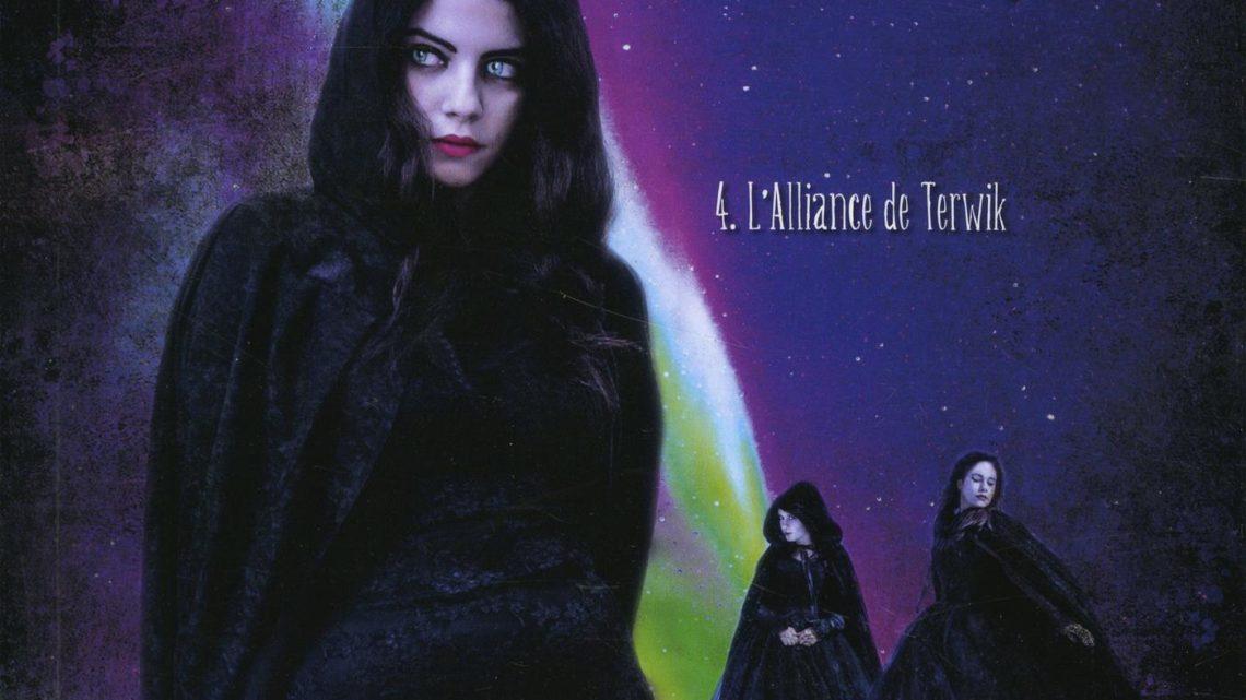 Les sorcières de Salem tome 4